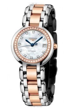 Longines PrimaLuna Automatic 26.5mm Ladies watch, model number - L8.111.5.89.6, discount price of £2,845.00 from The Watch Source