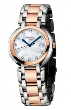 Longines PrimaLuna Quartz 30mm Ladies watch, model number - L8.112.5.87.6, discount price of £2,080.00 from The Watch Source
