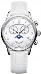 Maurice Lacroix Les Classiques Phase de Lune Chrono Ladies lc1087-ss001-120-1 watch