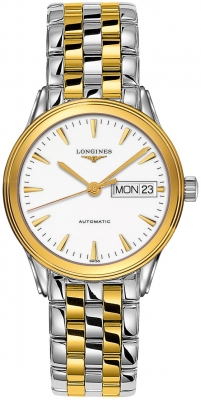 Longines Flagship Automatic Day Date L4.799.3.22.7 watch