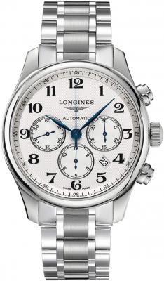 Longines Master Automatic Chronograph 44mm L2.859.4.78.6 watch