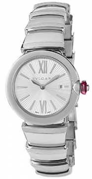 Bulgari Lucea Quartz 28mm Ladies watch, model number - lu28c6ssd, discount price of £2,550.00 from The Watch Source