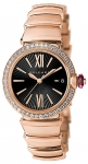 Bulgari Lucea Automatic 33mm lup33bgdgd watch