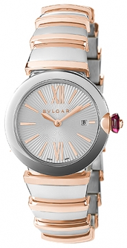 Bulgari Lucea Quartz 28mm Ladies watch, model number - lu28c6sspgd, discount price of £3,977.00 from The Watch Source