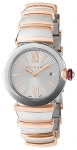 Bulgari Lucea Quartz 28mm lu28c6sspgd watch
