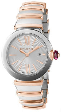 Bulgari Lucea Automatic 33mm Ladies watch, model number - lu33c6sspgd, discount price of £4,827.00 from The Watch Source