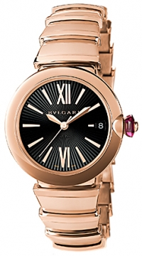 Bulgari Lucea Automatic 33mm Ladies watch, model number - lup33bggd, discount price of £15,000.00 from The Watch Source