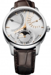 Maurice Lacroix Masterpiece Lune Retrograde Automatic mp6528-ss001-130b watch