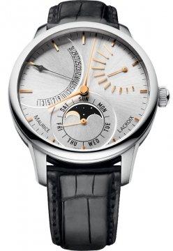 Maurice Lacroix Masterpiece Lune Retrograde Automatic mp6528-ss001-130 watch