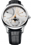 Maurice Lacroix Masterpiece Lune Retrograde Automatic mp6528-ss001-130 watch