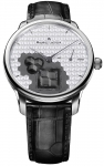 Maurice Lacroix Masterpiece Roue Carree mp7158-ss001-909-1 watch