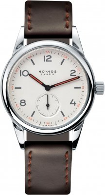 Nomos Glashutte Club 36mm 701 watch
