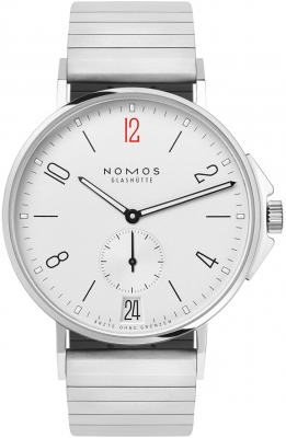 Nomos Glashutte Ahoi Datum 40.3mm 551.s2 watch