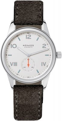 Nomos Glashutte Club 38 Campus 38.5mm 735 watch