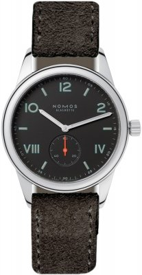 Nomos Glashutte Club 38 Campus 38.5mm 738 watch