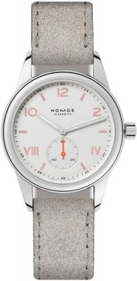 Nomos Glashutte Club Campus 36mm 709 watch