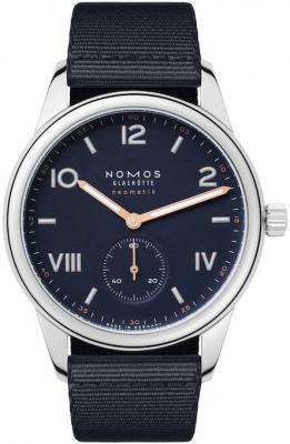 Nomos Glashutte Club Campus Neomatik 39 39.5mm 767 watch