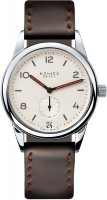 Nomos Glashutte Club Datum 38.5mm 733 watch