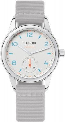 Nomos Glashutte Club Neomatik 37mm 740 watch