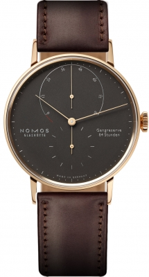 Nomos Glashutte Lambda 39mm 954 watch