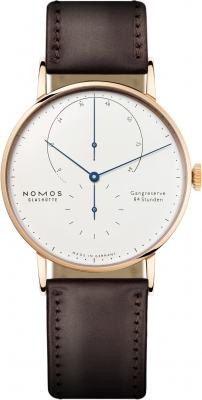 Nomos Glashutte Lambda 42mm 932 watch