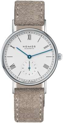 Nomos Glashutte Ludwig 33 32.8mm 244 watch