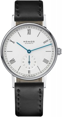 Buy this new Nomos Glashutte Ludwig 35mm 201 midsize watch for the discount price of £1,224.00. UK Retailer.