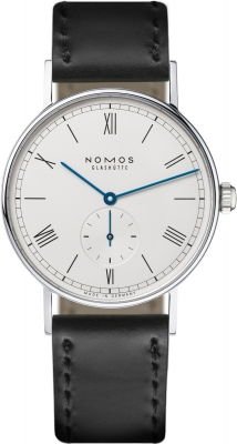 Nomos Glashutte Ludwig 38 37.5mm 234 watch