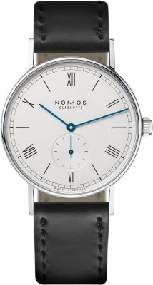 Nomos Glashutte Ludwig 38 37.5mm 235 watch