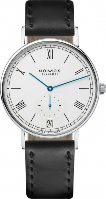 Nomos Glashutte Ludwig Automatik Datum 40mm 271 watch