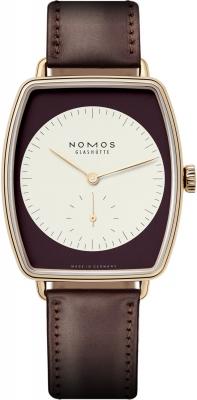 Nomos Glashutte Lux 38.5mm 942 watch
