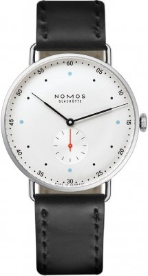Nomos Glashutte Metro 38 38.5mm 1108 watch