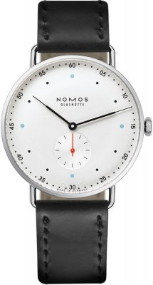 Nomos Glashutte Metro 38 38.5mm 1109 watch