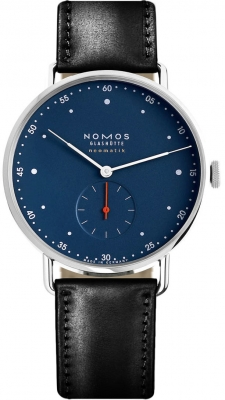 Nomos Glashutte Metro Neomatik 39mm 1115 watch