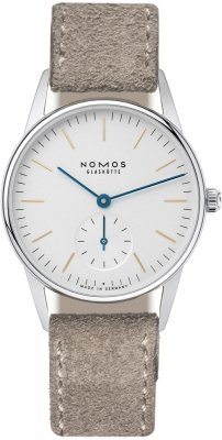 Nomos Glashutte Orion 33 32.8mm 321 watch