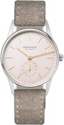 Nomos Glashutte Orion 33 32.8mm 325 watch