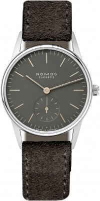 Nomos Glashutte Orion 33 32.8mm 326 watch