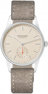 Buy this new Nomos Glashutte Orion 33 32.8mm 327 ladies watch for the discount price of £1,350.00. UK Retailer.