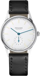 Buy this new Nomos Glashutte Orion 35mm 331 midsize watch for the discount price of £1,404.00. UK Retailer.