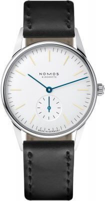 Nomos Glashutte Orion 35mm 301 watch
