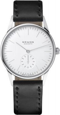 Nomos Glashutte Orion 35mm 306 watch