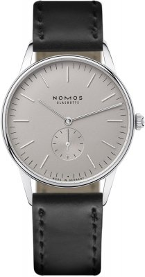 Nomos Glashutte Orion 38mm 383 watch
