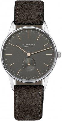 Nomos Glashutte Orion 38mm 385 watch
