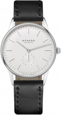 Nomos Glashutte Orion 38mm 386 watch