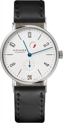 Nomos Glashutte Tangente Gangreserve Datum 35mm 131 watch