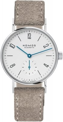 Nomos Glashutte Tangente 33 32.8mm 122 watch