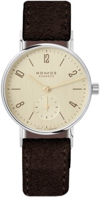 Buy this new Nomos Glashutte Tangente 33 32.8mm 126 ladies watch for the discount price of £1,404.00. UK Retailer.