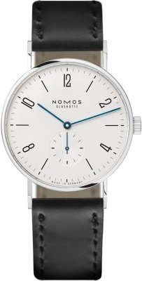 Nomos Glashutte Tangente 38 37.5mm 164 watch