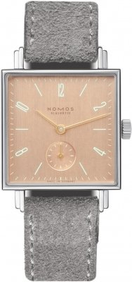 Nomos Glashutte Tetra Berlin Collection 29.5mm Square 491 watch