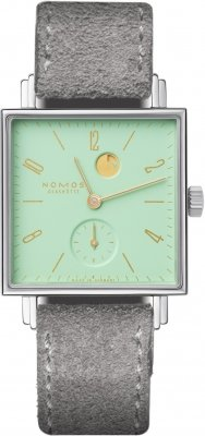 Nomos Glashutte Tetra Berlin Collection 29.5mm Square 492 watch